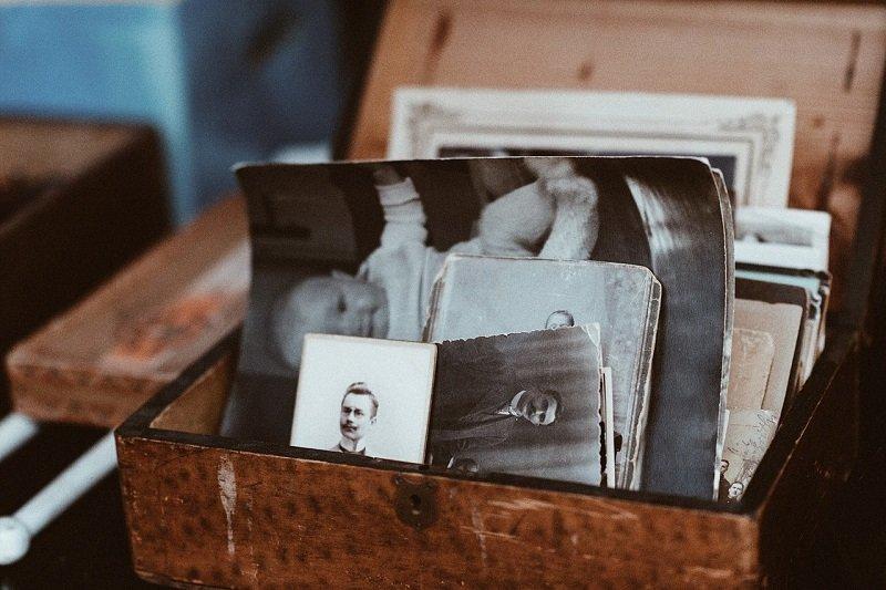 Kuferek na fotografie