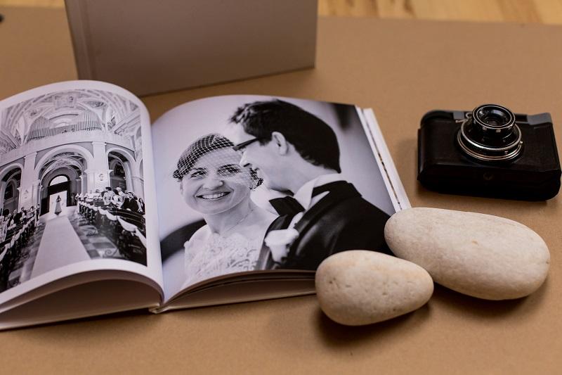 Fotoksiążka ślubna idealną pamiątką na lata