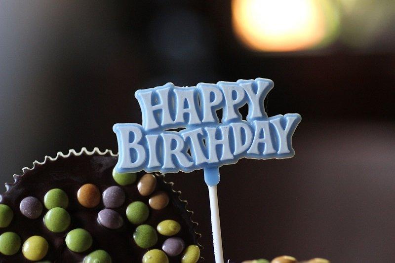 Urodzinowa ozdoba